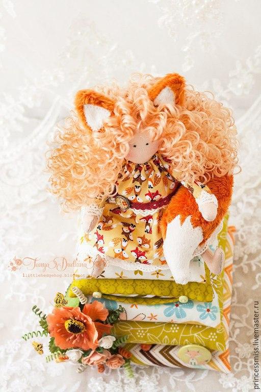 Куклы Тильды ручной работы. Ярмарка Мастеров - ручная работа. Купить Принцесса на горошине Лисавета. Handmade. Разноцветный, Принцесса на горошине