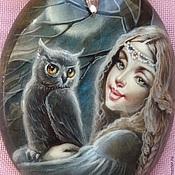 Украшения handmade. Livemaster - original item In the moonlight.... Handmade.