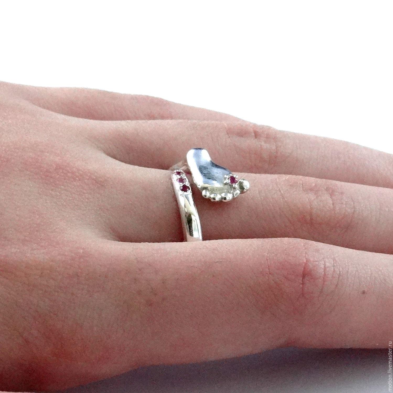 Кольцо за рождения ребенка фото