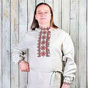 Русский стиль handmade. Livemaster - original item Blouse Moscow. Handmade.