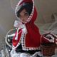 Коллекционные куклы ручной работы. OOAK Ever After High Красная шапочка. NadyaChina. Интернет-магазин Ярмарка Мастеров. кружево