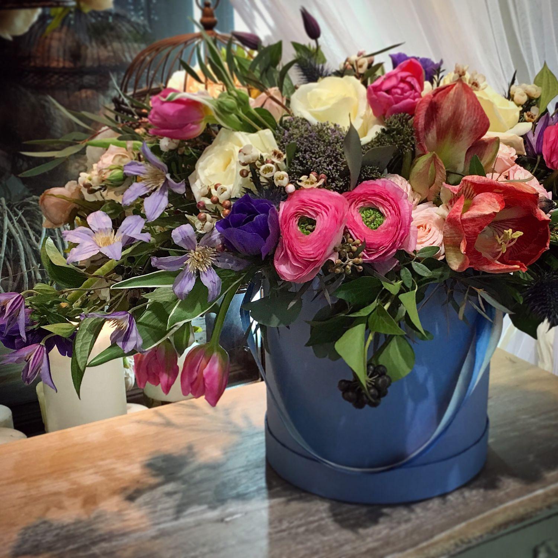 Купить цветы красивые