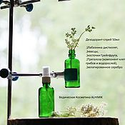 Косметика ручной работы handmade. Livemaster - original item Deodorant spray 50ml Meadowsweet. Handmade.