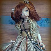 Куклы и игрушки ручной работы. Ярмарка Мастеров - ручная работа Полинка. Handmade.