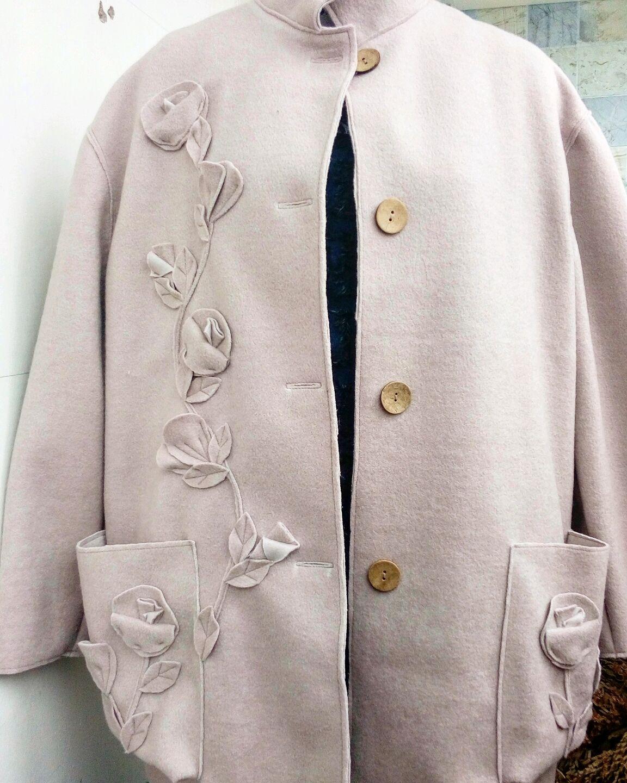 El abrigo de la crisálida de lana cocida, Dresses, Stupino,  Фото №1