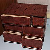 Для дома и интерьера handmade. Livemaster - original item Drawer box detail 3 floor. Handmade.