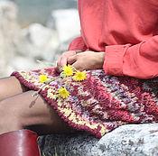 """Одежда ручной работы. Ярмарка Мастеров - ручная работа Юбка """"Весна"""". Handmade."""