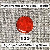 Материалы для творчества handmade. Livemaster - original item Enamel transparent Amber No.133 Dulevo. Handmade.