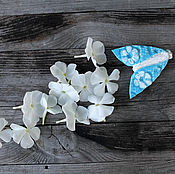 Украшения handmade. Livemaster - original item Brooch butterfly