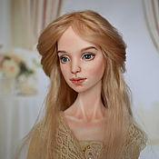 Шарнирная кукла ручной работы. Ярмарка Мастеров - ручная работа Анастасия шарнирная кукла из фарфора. Handmade.