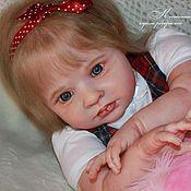 Куклы и игрушки ручной работы. Ярмарка Мастеров - ручная работа Кукла реборн Кристина. Handmade.