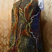 """Одежда ручной работы. Ярмарка Мастеров - ручная работа Жилет """" Чародейка """". Handmade."""