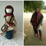 Куклы и игрушки handmade. Livemaster - original item Uspeshnye Dachnica Merchant`s Wife. Handmade.