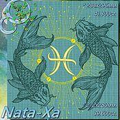 Материалы для творчества handmade. Livemaster - original item Zodiac sign Pisces 3.. Handmade.