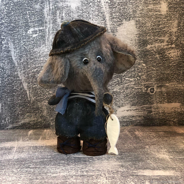 Слоники Тедди, Мягкие игрушки, Москва,  Фото №1