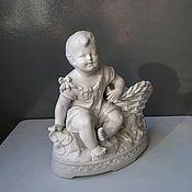 Винтаж handmade. Livemaster - original item Antiques . Biscuit porcelain.. Handmade.