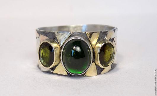 """Кольца ручной работы. Ярмарка Мастеров - ручная работа. Купить Кольцо """" Мозаика"""". Handmade. Тёмно-зелёный, в подарок девушке"""