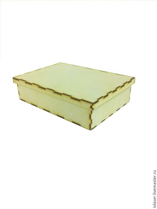IVL-216-3 Шкатулка короб для декупажа и росписи