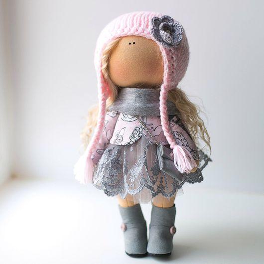 Коллекционные куклы ручной работы. Ярмарка Мастеров - ручная работа. Купить Малышка по мотивам Т. Коннэ. Handmade. подарок девочке
