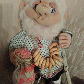 Куклы и игрушки ручной работы. Ярмарка Мастеров - ручная работа кукла домовой. Handmade.