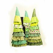 Сувениры и подарки handmade. Livemaster - original item Christmas tree bottle cover, New Year`s table decor. Handmade.