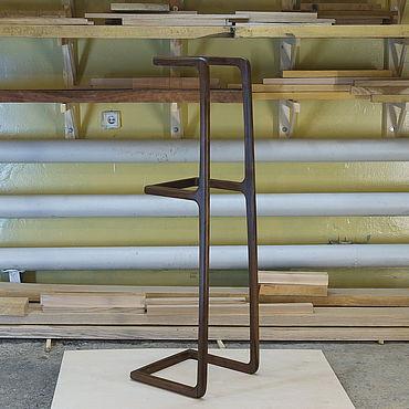 Мебель ручной работы. Ярмарка Мастеров - ручная работа Дизайнерская вешалка для одежды. Handmade.