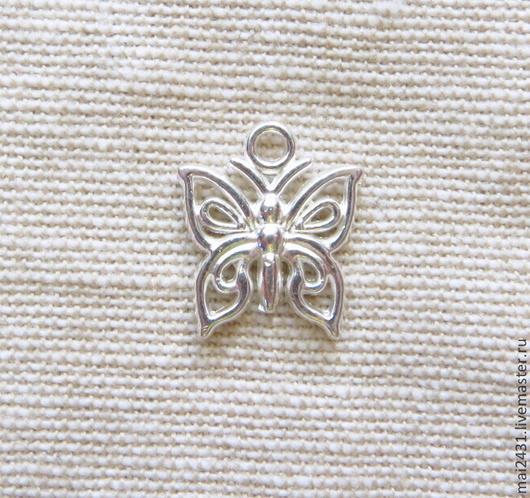 Подвеска бабочка, шармик