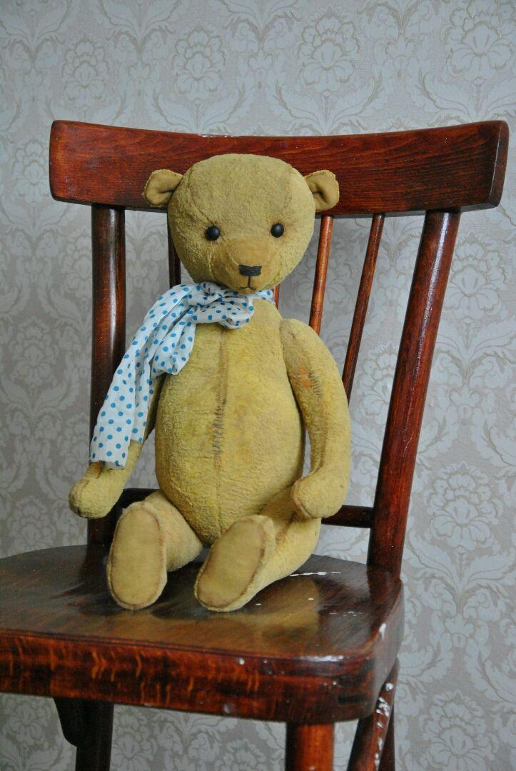 Мишка тедди Пашка, Игрушки, Ярославль, Фото №1