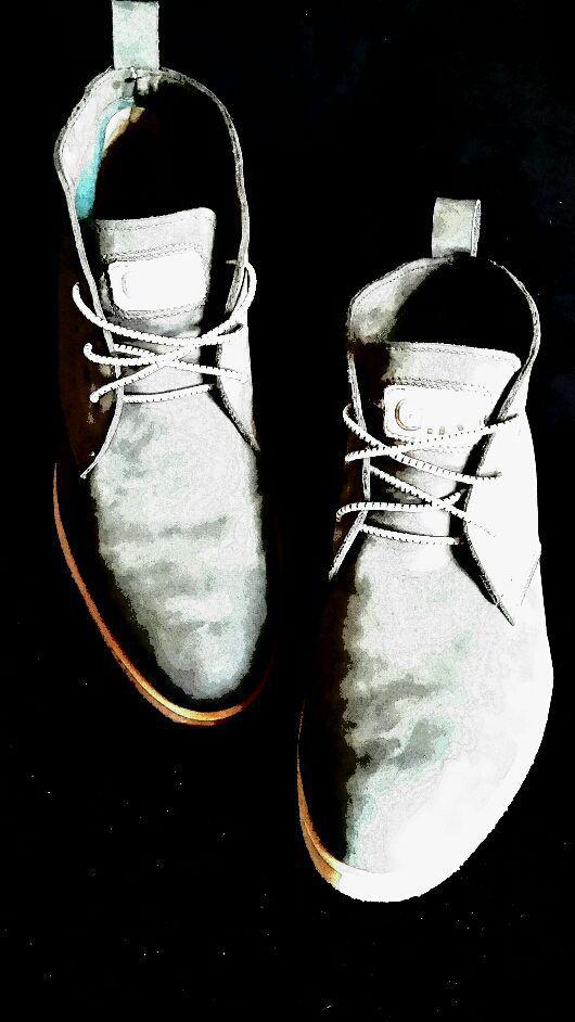 Обувь ручной работы. Ярмарка Мастеров - ручная работа. Купить Дезерты мужские из натуральной кожи. Handmade. Дезерты, нубук