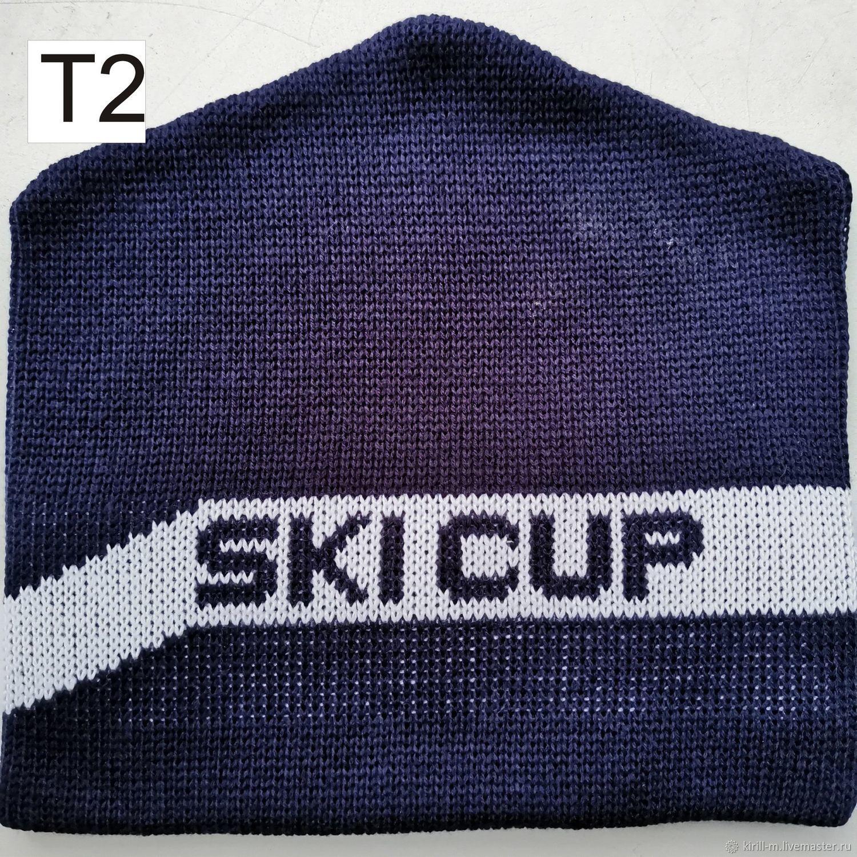 """Шапка петушок """"Ski cup"""", Шапки, Санкт-Петербург,  Фото №1"""