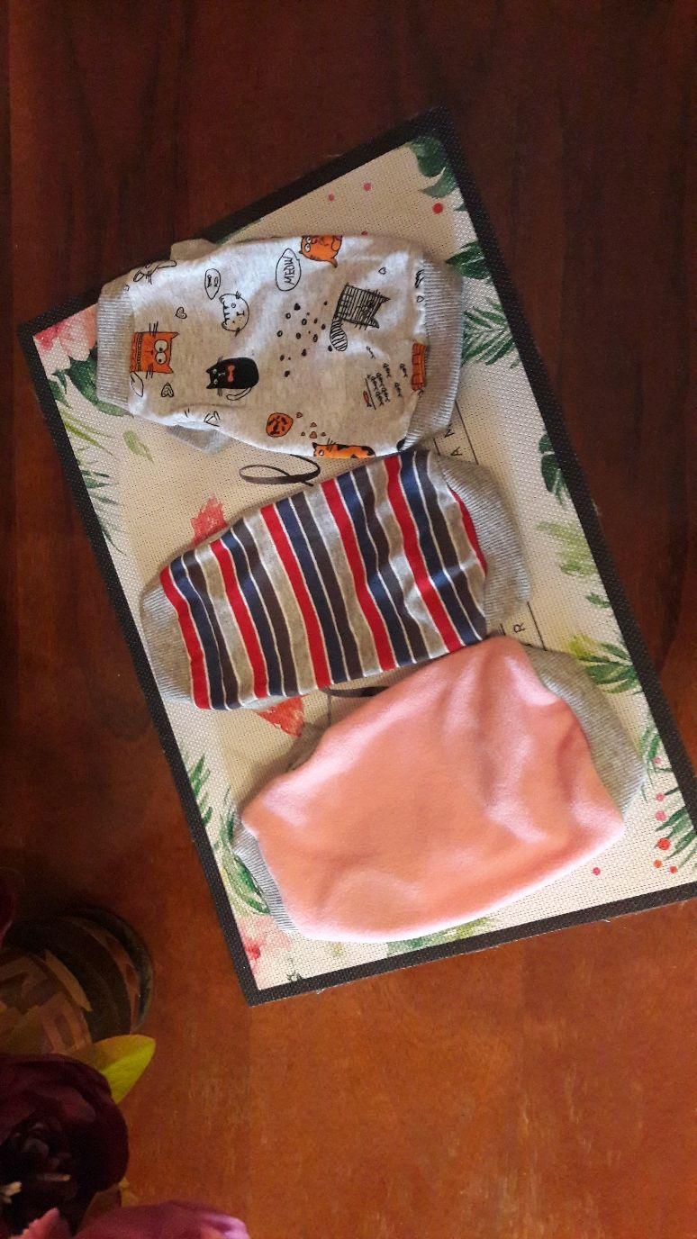 """Одежда для кошек  комплект """"Новорожденного"""", Одежда для питомцев, Бийск, Фото №1"""