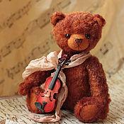 Куклы и игрушки ручной работы. Ярмарка Мастеров - ручная работа Юный скрипач. Handmade.