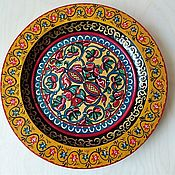 "Настенная декоративная тарелка ""16 век"""