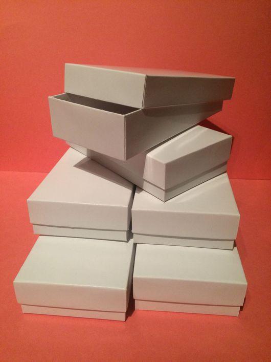 Упаковка ручной работы. Ярмарка Мастеров - ручная работа. Купить Коробка 14-7-3 в наличии. Handmade. Разноцветный