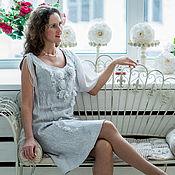 Одежда handmade. Livemaster - original item Dress felting. Handmade.