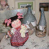 Куклы и игрушки ручной работы. Ярмарка Мастеров - ручная работа Куклы для детей. Handmade.