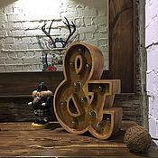Для дома и интерьера ручной работы. Ярмарка Мастеров - ручная работа Светильник AMAZING. Handmade.