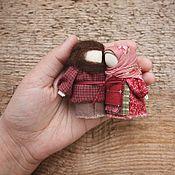 Куклы и игрушки ручной работы. Ярмарка Мастеров - ручная работа Неразлучники народные русские куклы. Handmade.