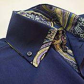 Одежда ручной работы. Ярмарка Мастеров - ручная работа Мужская сорочка. Handmade.