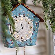 Подарки к праздникам handmade. Livemaster - original item Pendant Watch. Handmade.