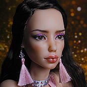 Шарнирная кукла ручной работы. Ярмарка Мастеров - ручная работа Шарнирная кукла: Линда. Handmade.