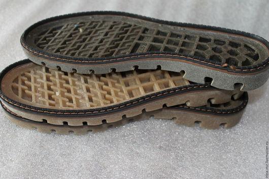 Другие виды рукоделия ручной работы. Ярмарка Мастеров - ручная работа. Купить Подошва для обуви Prosperro. Handmade. Бежевый