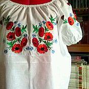 Одежда handmade. Livemaster - original item Women`s embroidery ZhR4-024. Handmade.