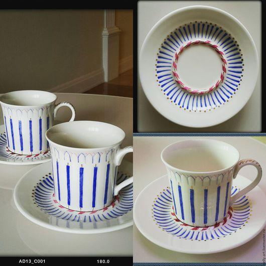 Сервизы, чайные пары ручной работы. Ярмарка Мастеров - ручная работа. Купить Villeroy&Boch, классика. Handmade. Фарфор из германии