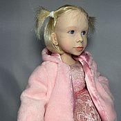 Агуша. Авторская кукла с портретным сходством