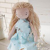 Куклы и игрушки handmade. Livemaster - original item Handmade doll, birthday gift for a girl-Dorothy. Handmade.