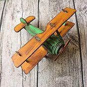 Комплекты аксессуаров для дома ручной работы. Ярмарка Мастеров - ручная работа Ретро  Биплан. Handmade.