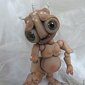 """Куклы и игрушки ручной работы. Ярмарка Мастеров - ручная работа Авторская шарнирная кукла  эльф """"Я ре"""""""". Handmade."""