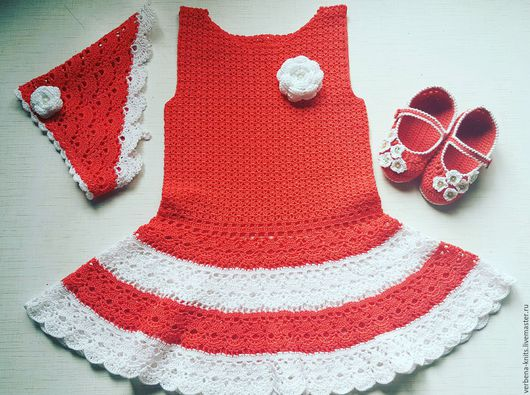 Одежда для девочек, ручной работы. Ярмарка Мастеров - ручная работа. Купить Коралловый рассвет. Handmade. Коралловый, платье на заказ, пинетки
