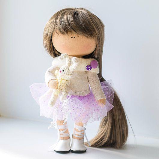 Коллекционные куклы ручной работы. Ярмарка Мастеров - ручная работа. Купить Куколка балерина. Handmade. Кукла ручной работы, куколка